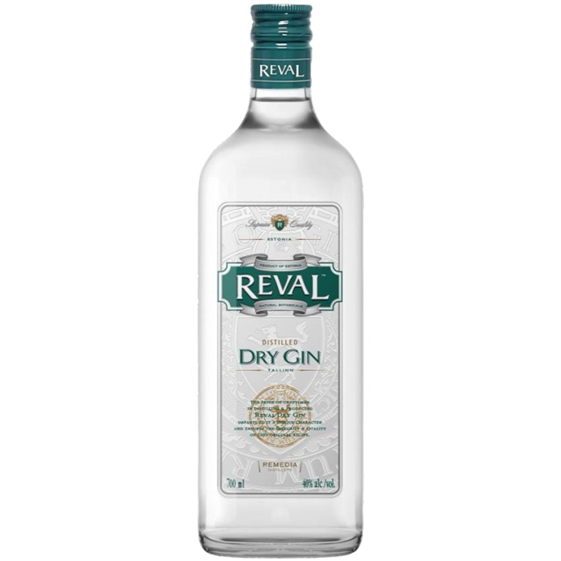 GIN REVAL DRY - GIN73