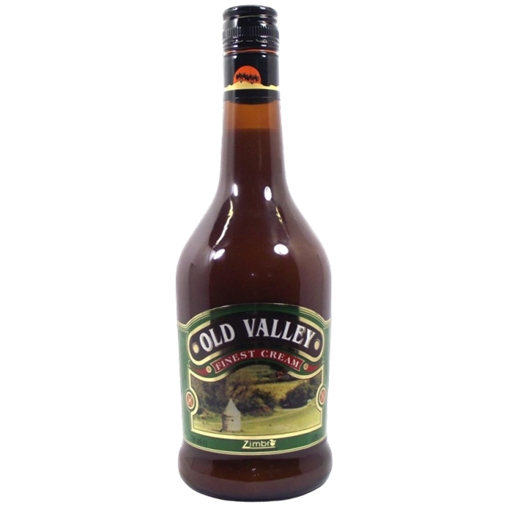 OLD VALLEY FINEST CREAM 14º 70 CL - L0112