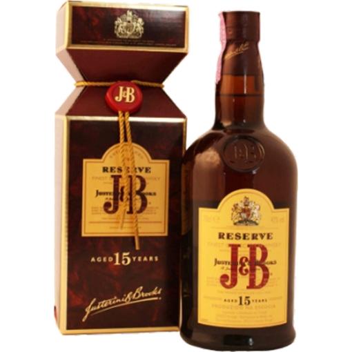 J & B 15 ANOS 70 CL - W0019