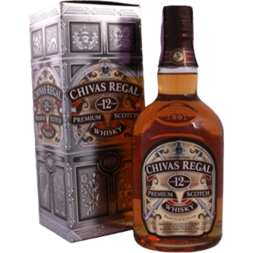 CHIVAS REGAL 12 ANOS 70 CL - W0010