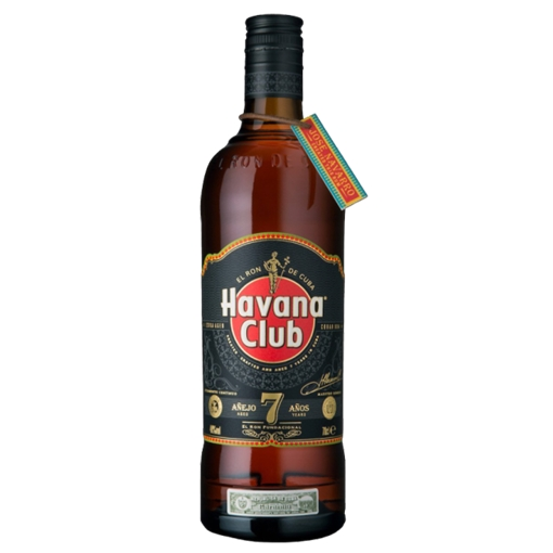 RUM HAVANA CLUB ANEJO 7 ANOS 70 CL 1X6 UN. - RUN22