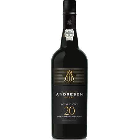 ANDRESEN ROYAL CHOICE 20 ANOS - JHA008