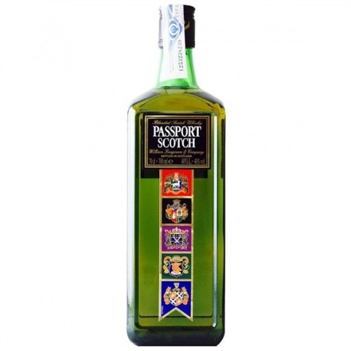 PASSPORT SCOTCH 70 CL - W0027