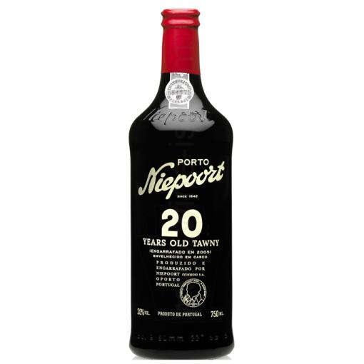 P.NIEPOORT 20 ANOS 75 CL 1X1 UN. - P0015